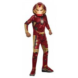 Hulkbuster Costume Kids Avengers Iron Man Superhero Hallowee