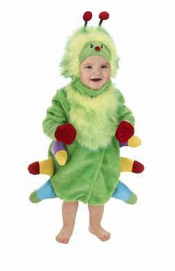 Just Pretend Kids Infant Romper, 6-12 Months, Caterpillar -B