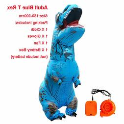 Inflatable Costume Inflatable T-Rex Dinosaur Costume Adult/K