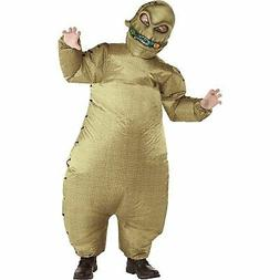 Inflatable Oogie Boogie Kids Halloween Costume Nightmare Bef