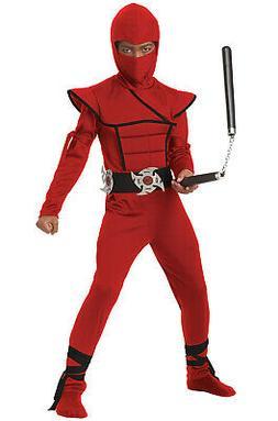 Japanese Stealth Ninja Child Halloween Costume