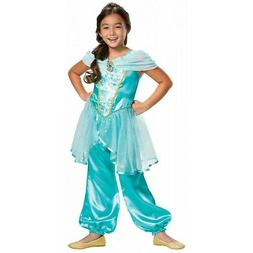 Jasmine Costume Classic Aladdin Princess Girls Child Toddler