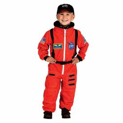 Aeromax Jr Astronaut Suit Embroidered Cap And Nasa Patches W