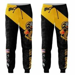 Karate Kid Cobra Kai Gi Johnny Costume Adult Large Halloween