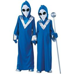 Kids Alien Costume Halloween Fancy Dress