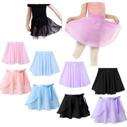 Kids Baby Girls Tutu Dancewear Skirt Ballet Dress Clothes Co