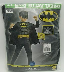 Kids Batman Costume DC Comics Superhero