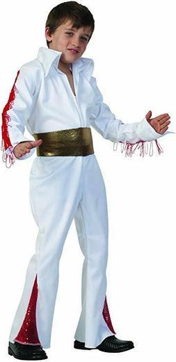 RG Costumes Kids Elvis Costume, Medium