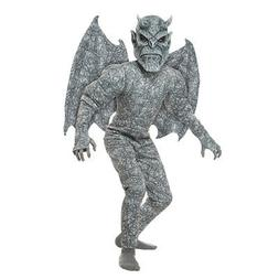 Kids Ghastly Gargoyle Halloween Costume