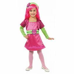 KIDS Halloween Costume Girls STRAWBERRY SHORTCAKE RASPBERRY