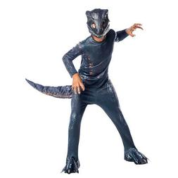 Kids Jurassic World Indoraptor Dinosaur Costume