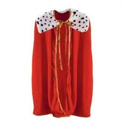 Child King/Queen Robe  Party Accessory