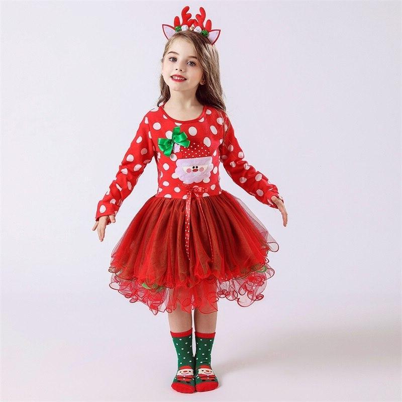 2-6T <font><b>Dress</b></font> <font><b>Kids</b></font> Year <font><b>Costume</b></font> Winter Baby