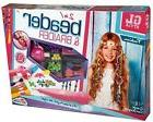 2 in 1 beader braider hair girls