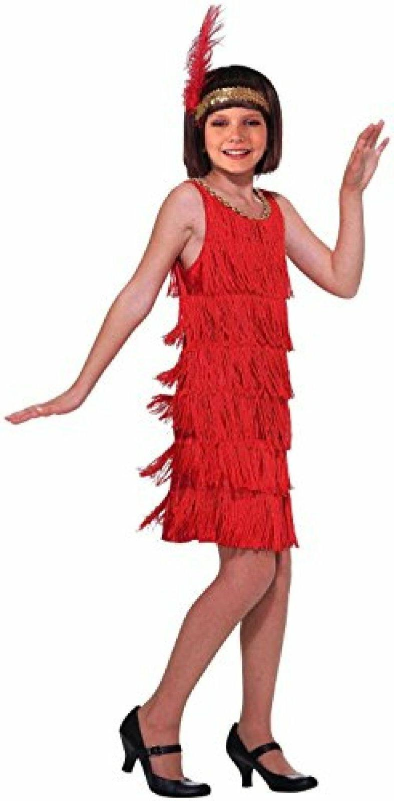 20 flapper costume