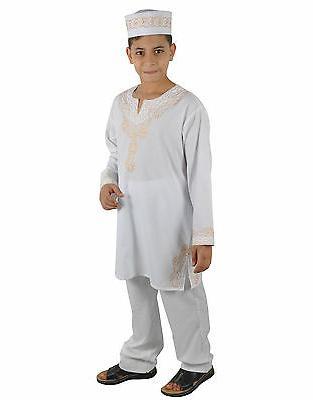 3 pieces set children salwar kameez tunic