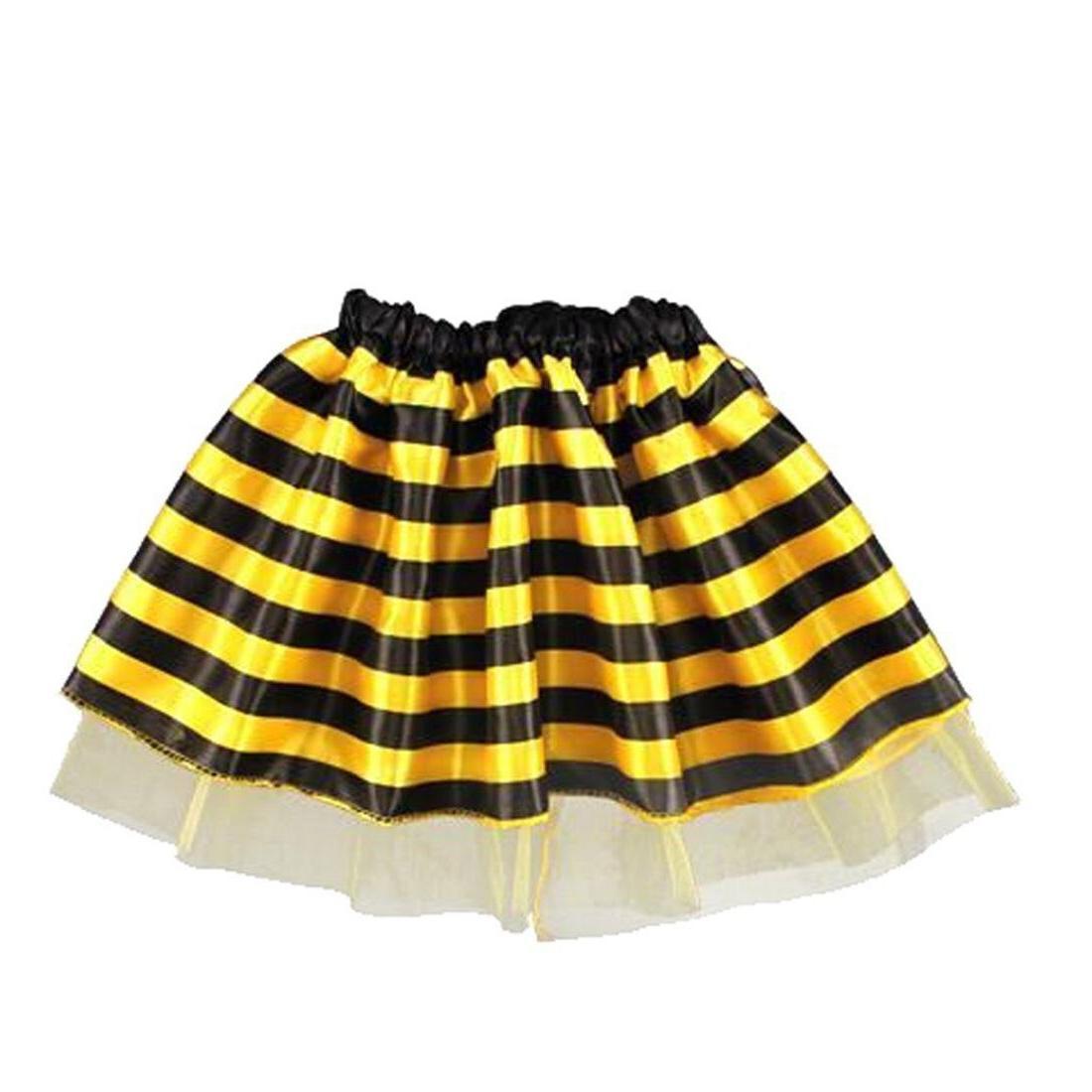 4Pc Honey Girls <font><b>Kids</b></font> Halloween Fancy <font><b>Dress</b></font> Party <font><b>Costume</b></font>
