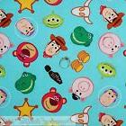 BonEful Fabric FQ Cotton Quilt Disney Toy Story Movie Woody