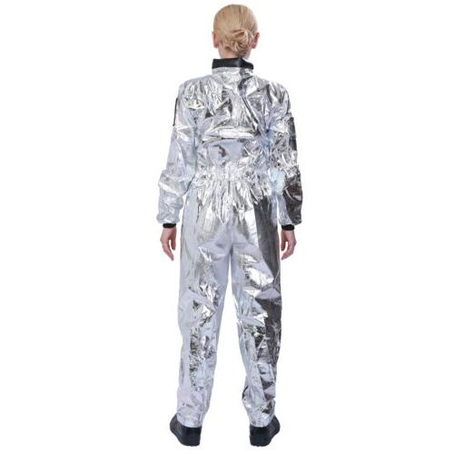 Adult Jumpsuit Cosplay Space Suit Shuttle Kids
