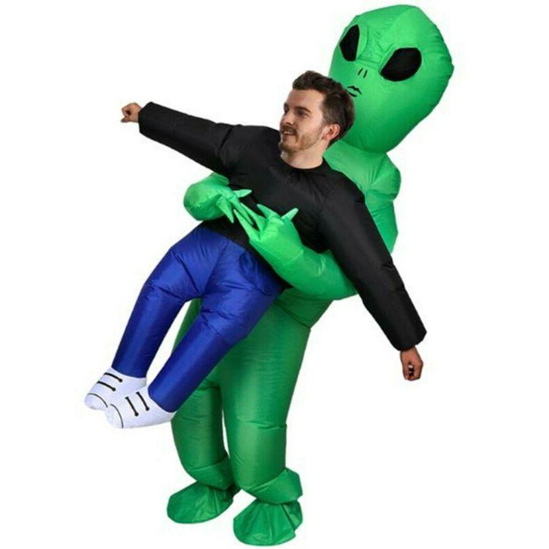 Alien Funny Halloween Cosplay Suit