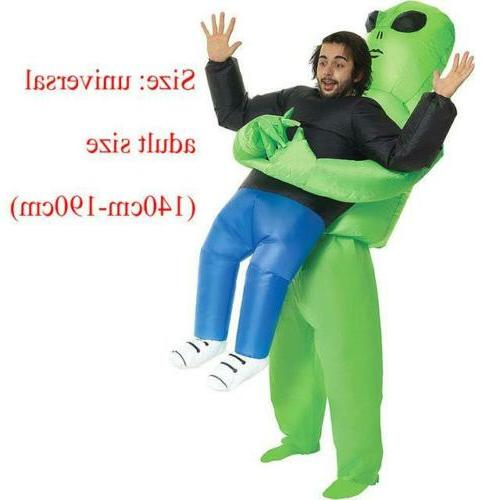Aliens Inflatable Scary Monster Cosplay Costume Halloween Party