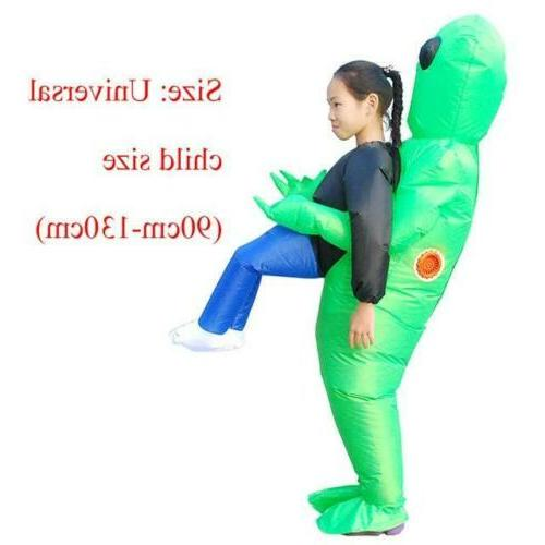 aliens inflatable costume scary cosplay costume halloween