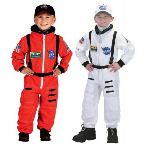 Astronaut Costume Kids NASA Space Suit