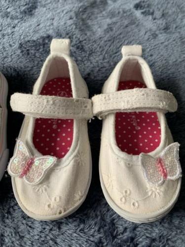 Koala Shoes White Velcrove