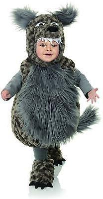Baby's Wolf Costume