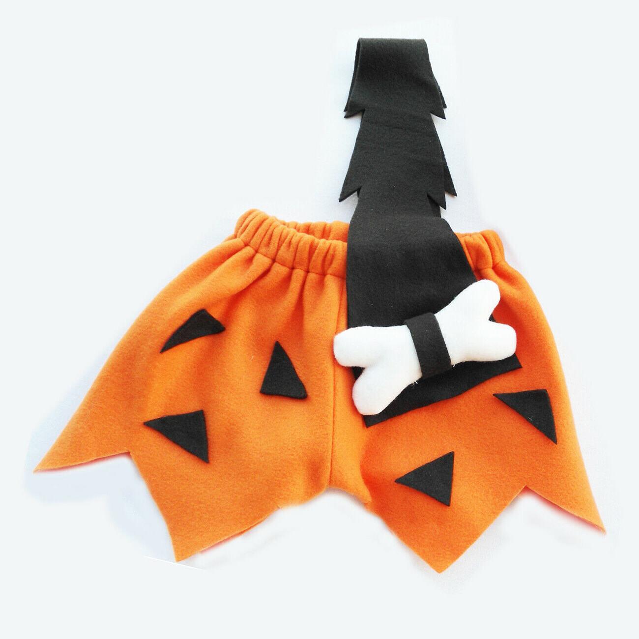 Bambam Flintstone Costume 3 Piece size 3T