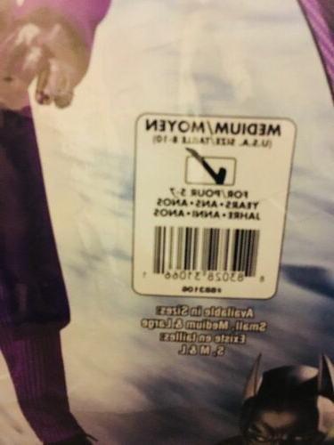 Batman Deluxe Joker Costume Child's
