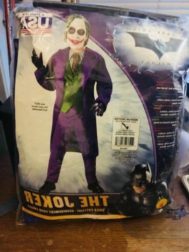 Batman Deluxe Child's Medium NEW