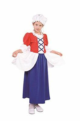 RG Costumes Betsy Ross Costume, Child Large/Size 12-14