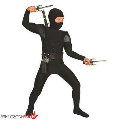 Boys Ninja Accessories Piece Kids Samurai