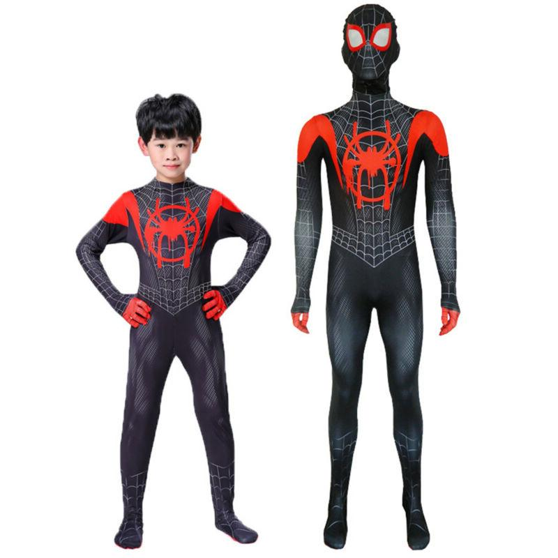 Boys Costume Zentai Suit Jumpsuit