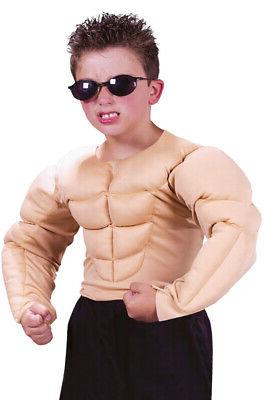 brand new muscle shirt boys kids child