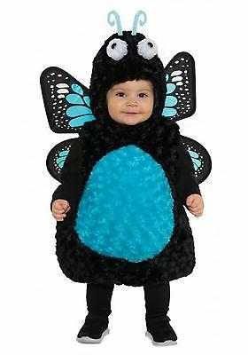 bubble blue butterfly costume for kids