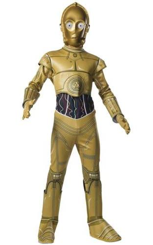 c 3po star wars classic gold droid