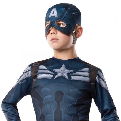 Captain Costume Kids Halloween Fancy