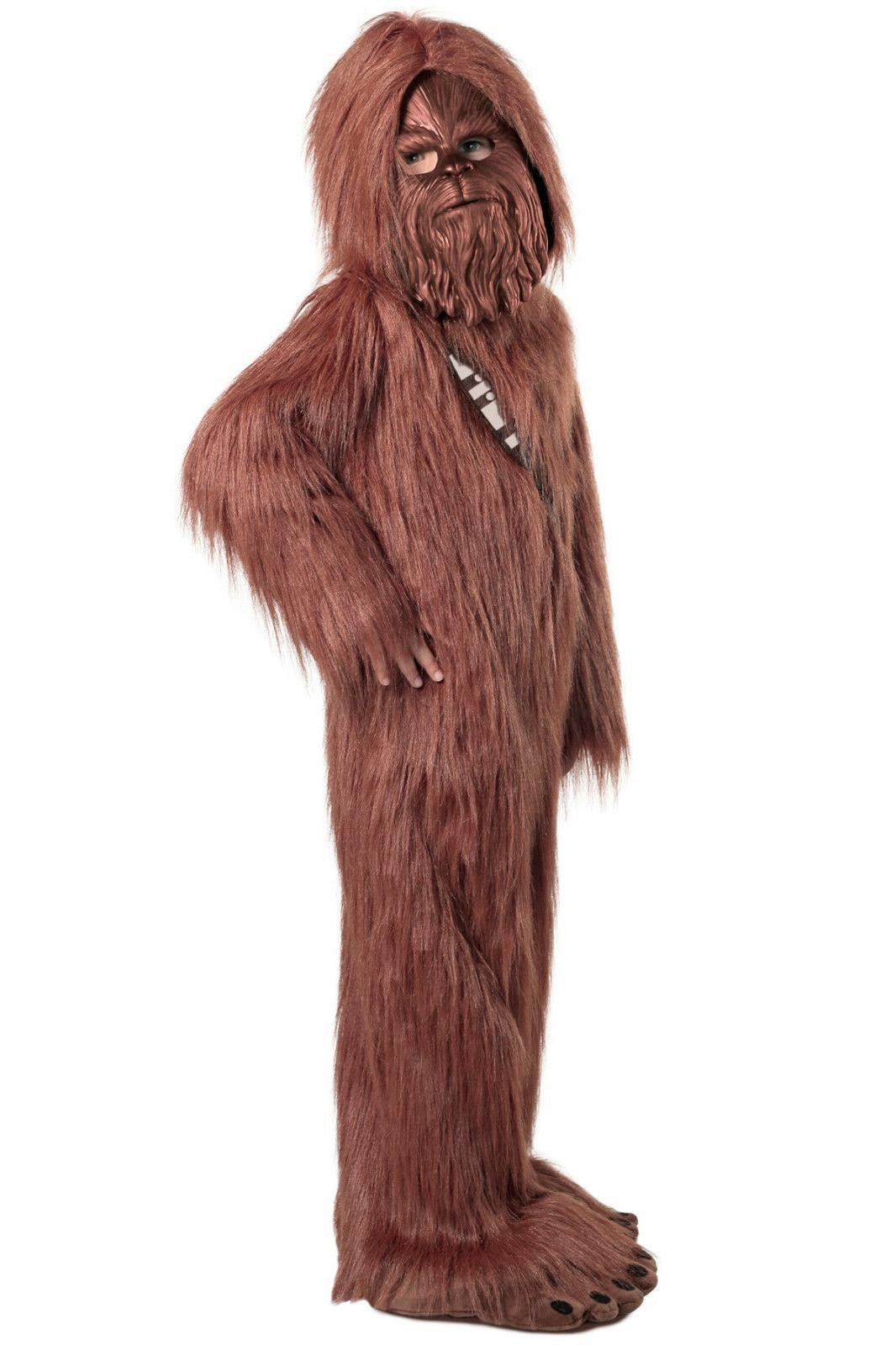 Chewbacca Child Costume 4T