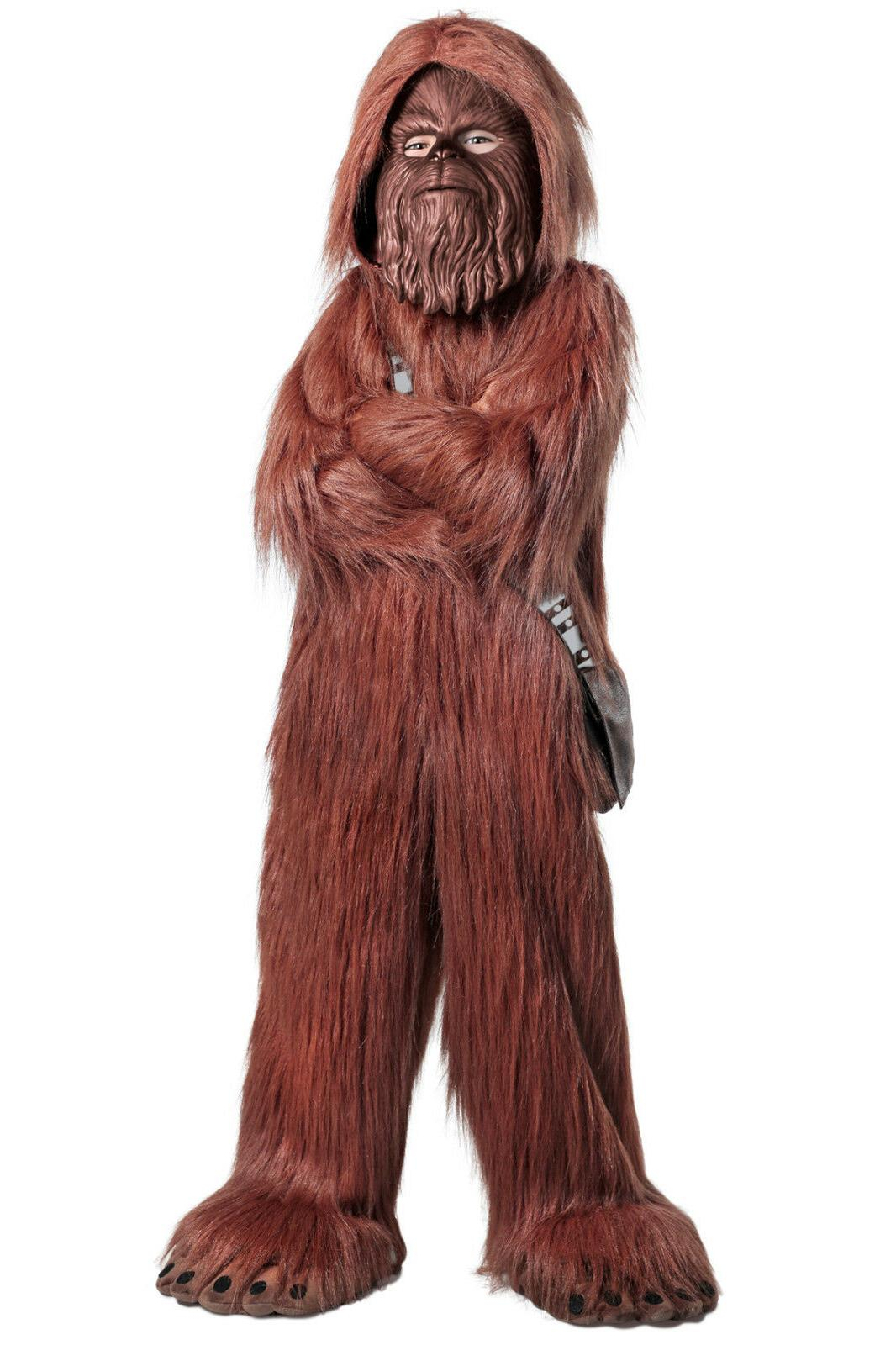 chewbacca wookie chewie premium deluxe star wars