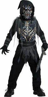 Child Boy Death Warrior Costume by InCharacter Costumes