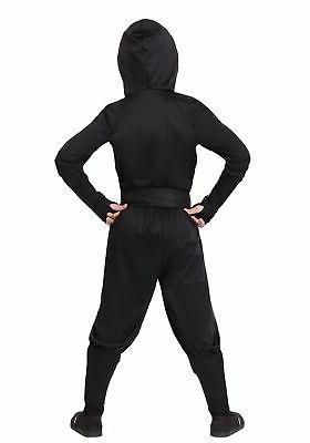 Child Stealth Shinobi Costume