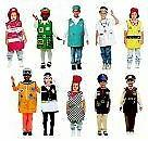 childcraft occupations costumes