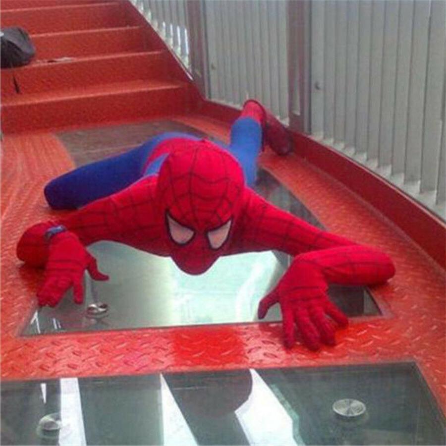 Children Spiderman Cosplay