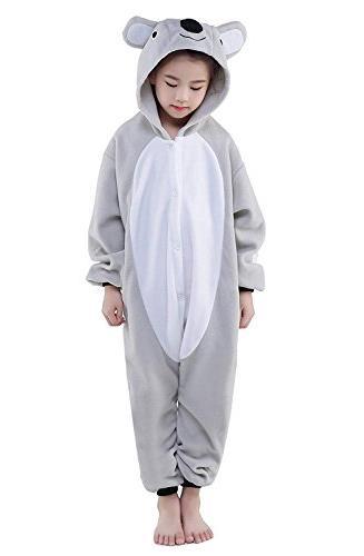 25850944c Children Costumes Elephant Onesie Koala Costume Cosplay Costumes