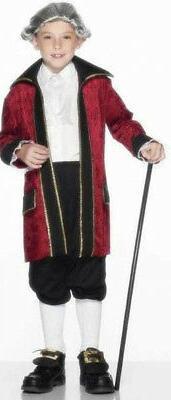Smiffy's Children's Ben Franklin Child Costume Size Medium A