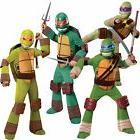 Childs TMNT Teenage Mutant Ninja Turtles Superhero Halloween