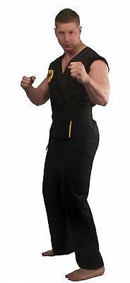 Choose Adult Movie The Karate Kid Cobra Kai Standard or Repl