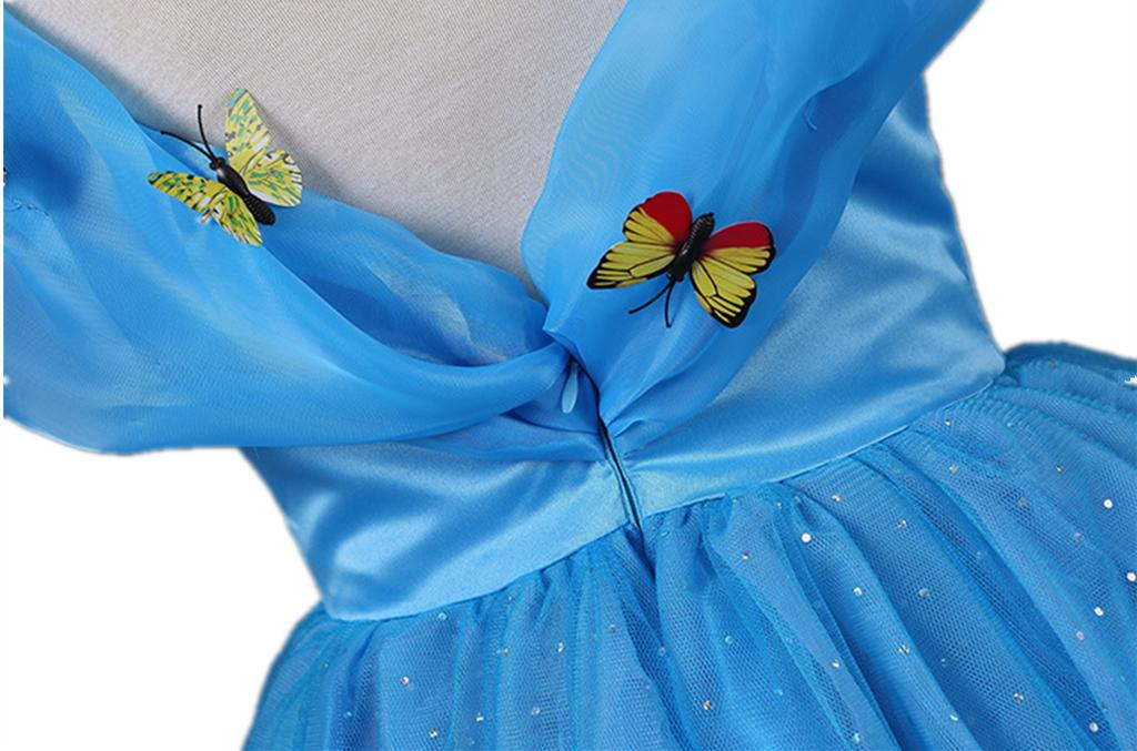 Cinderella Dress kids for girls 2-12